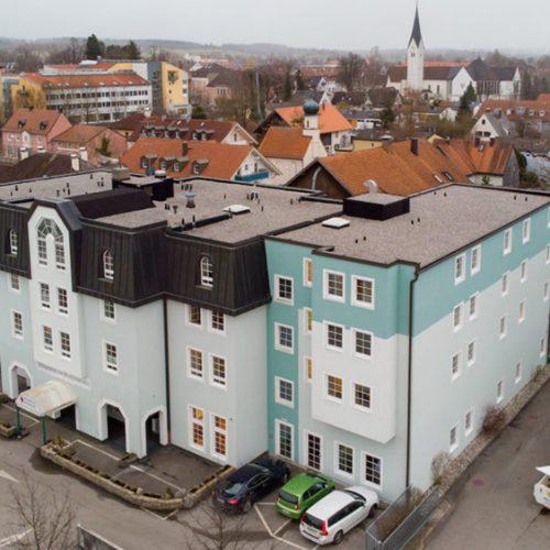 Pfaffenwinkel Bestandshaus, Seniorenwohnen, Pflegeimmobilien, wunderbarer Standort