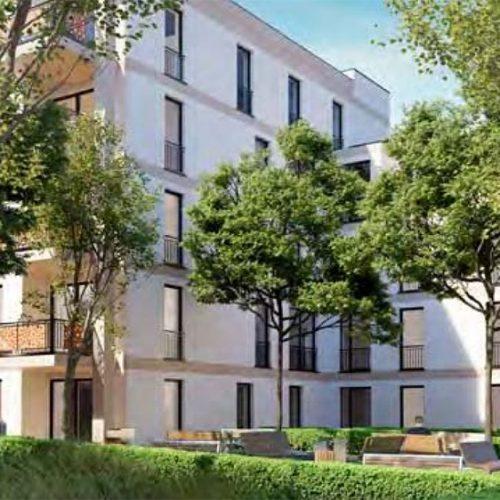 Gartenansicht Alsdorf, tolle Wohnformen, betreutes Wohnen, stationäre Pflege, service Wohnen