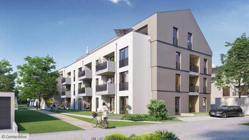 Balkonanlage, Bad Gögging, Pflegeimmobilien, stationäre Pflege, Seniorenheim, hell und freundlich