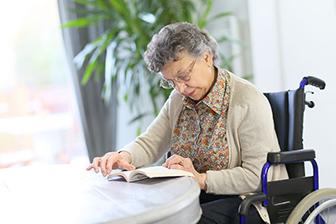 Rollstuhlgerecht und barrierefreies Wohnen, Pflegeimmobilien
