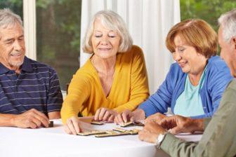 Betreutes Wohnen und Aktivitäten im Alter, Pflegeimmobilien , Seniorenheime